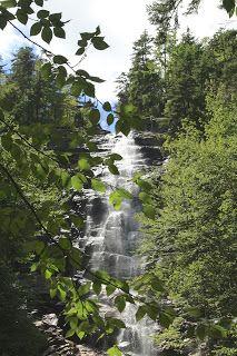 Arethusa Falls, New Hampshire
