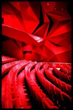 Theatre Agora © Iwan Baan