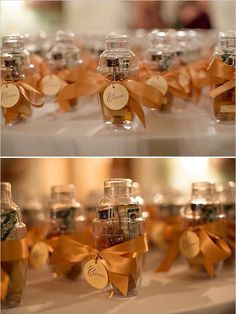 10 Wedding Favors Your Guests Wont Hate Wedding Party favors