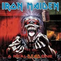 Iron Maiden Album Covers | ... : Real Dead One (Vinyl Replica) (Dig) (CD) by Iron Maiden (Artist