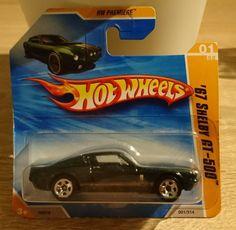 RAR  Hot Wheels - '67 Shelby GT-500 , 1:64, OVP   | eBay Gt 500, Shelby Gt, Busse, Hot Wheels, Ebay, Scale Model Cars