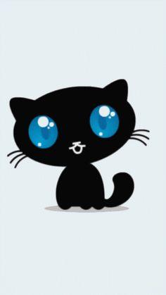 Imágenes animadas gatitos tiernos.