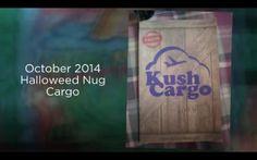 Kush Cargo October 2014 Unboxing #KushCargo Save 10% with the code JAYHAZE