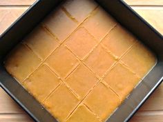 I'd Much Rather Bake Than...: Ginger Iced Shortbread