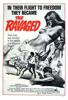 "The Jesus Trip aka ""The Ravaged"" (1971)"
