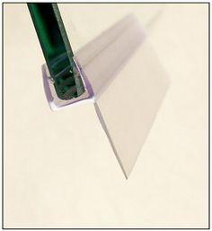 High Quality Shower Door Seals Manufacturer and supplier. Translucent PVC shower seals for glass screen and doors. & shower door seals | Detalhe construtivo | Pinterest | Shower door ... pezcame.com