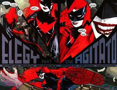Batwoman: Elegy (by Greg Rucka and J.H. Williams III) | 25 Superhero Graphic Novels To Binge Read Right Now
