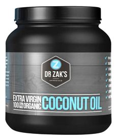Dr Zaks Coconut oil | Bodyconscious