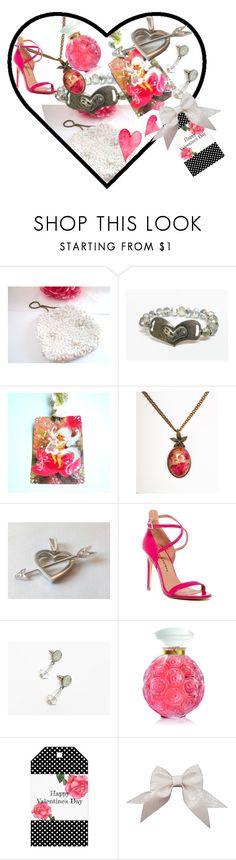 """""""Heart-To-Heart"""" by omearascottagecharm ❤ liked on Polyvore featuring Chinese Laundry and Lalique"""
