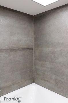 Minimalistisches Fugenbild Durch XXL Format 80x180 Cm Neue Serie Prima  Materia   Neuste Betonoptik Http