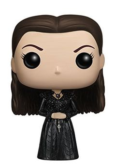 From the hitGame of ThronesTV series! This Game of Thrones Sansa Stark Pop! Vinyl Figure features the eldest Stark daughter from the show in her Alayne Stone disguise.The Sansa Stark Pop! Vinyl ...