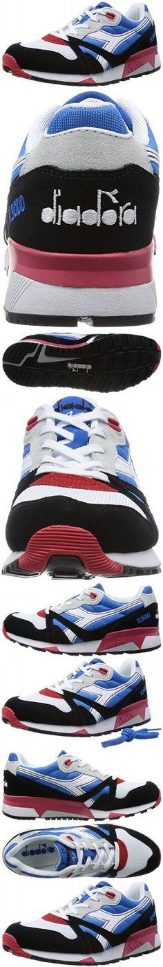 DIADORA N9000 NYL 160827-C3719 (FRENCH BLUE/WHITE) MEN'S SHOES (9)