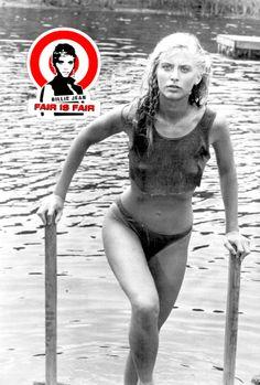 The Legend of Billie Jean - young Helen Slater