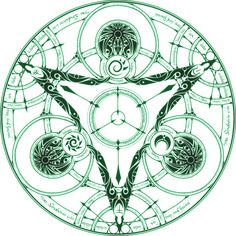 Reina's Magic Circle by KyokoofMirrors.deviantart.com on @deviantART