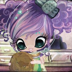 New files on this wiki - Novi Stars Wiki Novi Stars, Lalaloopsy, Star Art, Eye Art, Bjd Dolls, Big Eyes, Enchanted, Childhood Memories, Cute Girls