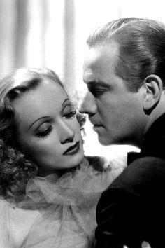 Marlene Dietrich & Melvyn Douglas in Angel, 1937