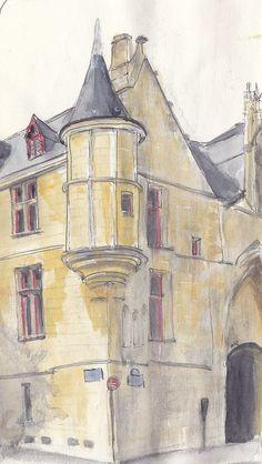 Echauguette Hôtel de Sens