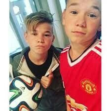 The football tame⚽ Twin Boys, Twin Brothers, Love You So Much, My Love, I Go Crazy, Boys Who, True Love, Norway, Lifestyle Blog