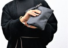 #clutch #black #bag Glamour, Fashion 2016, Outfit, Lady, Bling, Clothing, Clothes, Outfits, Giyim