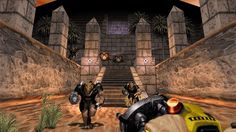 The Duke is back as Duke Nukem 3D: 20th Anniversary World Tour arrives! It's been a tough few years for the Duke with recent chapters of his video gaming life failing to hit the highest of highs. Surely though the opportunity to frag like it's 1996 will be too good to turn down though!? http://www.thexboxhub.com/duke-back-duke-nukem-3d-20th-anniversary-world-tour-arrives/
