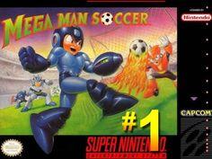 Megaman Soccer: El juego que el bueno nunca temrino - El Bueno el Malo y...
