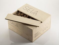 SELA Z is a brand from the Vukina Family Farm in Krapina-Zagorje County that needed a visual identity and packaging for the walnuts grown on the farm. The design was created by Bruketa&Zinic OM.