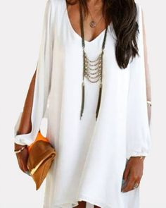 Saturday Inspiration Spring Collection Available at www.capriccioshop.gr  #dress #women #white #mood #saturdaynight #nightout #editorial #aboutmystyle #aboutalook #fashionista #addicted #fashion #girls #sexy #ladies #elegant #follow #onlineshopping #instamood #springlook #mystyle #fashionblogger #hot #followmenow