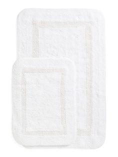 2pk Chalet Bath Rugs