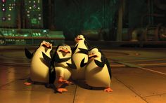 2017-03-04 - wallpapers free penguins of madagascar - #1716721
