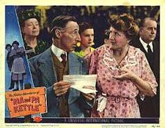 Ma and Pa Kettle. They used to play these on tv during the school holidays.