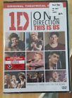 ONE DIRECTION THIS IS US New Sealed DVD