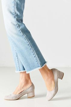 Jeffrey Campbell Bitsie Low Heel