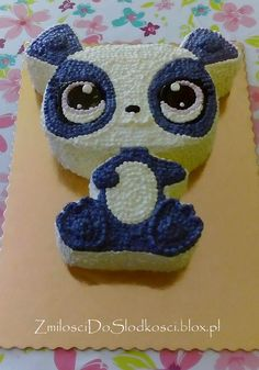 Littlest Pet Shop Cake :)
