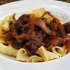 Real Hungarian Goulash (No Tomato Paste Here) Allrecipes.com