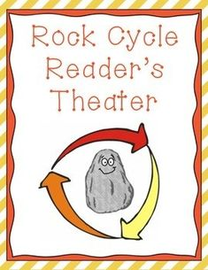 A fun way to act out the rock cycle! This reader's theater contains 20 speaking parts that explain the process that a rock goes through in the rock cycle. Students will not only be able to define sedimentary, metamorphic, and igneous rocks but they will also learn science vocabulary such as weathering, erosion, deposition, compaction, cementation, sediment, intrusive, extrusive, mantle, magma, and lava.