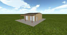 Cool 3D #marketing http://ift.tt/2nlt1Im #barn #workshop #greenhouse #garage #roofing #DIY