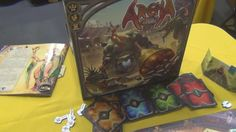 Gods Battle it out in Iello Booth at Origins 2017 - Voice of E Around The World In 80 Days, Cthulhu, Origins, Board Games, The Voice, Battle, Sci Fi, Geek Stuff, Fantasy