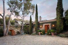 mediterranean luxury estate-montecito