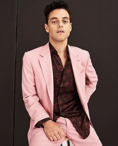 """Bohemian Rhapsody"" Star Rami Malek for Mr Porter's ""The Journal"" Style Guide Rami Malik, Rami Said Malek, Queen Drummer, Mr Robot, Mr Porter, Trends, Style Guides, Beautiful People, Gorgeous Guys"
