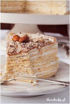 Ciasto Marcinek - I Love Bake Krispie Treats, Rice Krispies, Pumpkin Cheesecake, Cake Recipes, Breakfast, Desserts, Food Cakes, Cos, Wafer Cookies