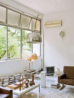 Arco Floor Lamp By Achille Castiglioni For FLOS Leuchten, Wohnzimmer, Haus,  Arco Stehleuchte