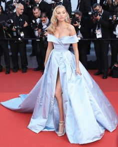 Style Inspiration | Elsa Hosk at the Cannes Film Festival-This Is Glamorous (7)