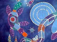 Aboriginal Art Dreaming