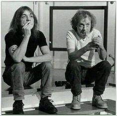 Mal and Angus