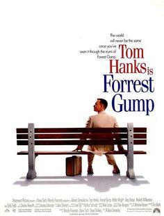 Forrest Gump (1994). Valoracion Personal: 9,5/10.