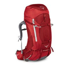 OSPREY Ariel 55 Womens Hiking Backpack Adjustable Ag Antigravity Suspended Mesh Backsystem Adjustable Torso Length Base Zip Entry Maximum Dimensions (cm): 84 (l) X 38 (w) X 31 (d) Weight: Kg (m) Osprey Backpacks, Day Backpacks, Best Travel Backpack, Backpacking Hammock, Backpacking Gear, Time Magazine, Backpacks, Hiking