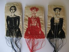 Embroidery by Cathy Cullis
