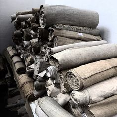 What a treasure trove of Linen Store, Photo And Video, Instagram, Hemp