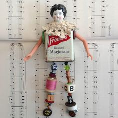 Doll assemblage