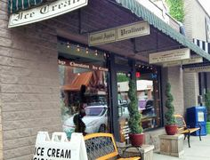 The Chocolate Shoppe- Bryson City